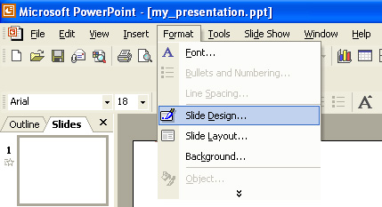 Powerpoint tutorial if youre on a mac or if youre using a different version of powerpoint your menu options may be different for example with previous versions of toneelgroepblik Gallery